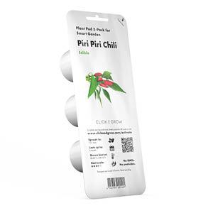 Piri Piri Chili Substratkapsel