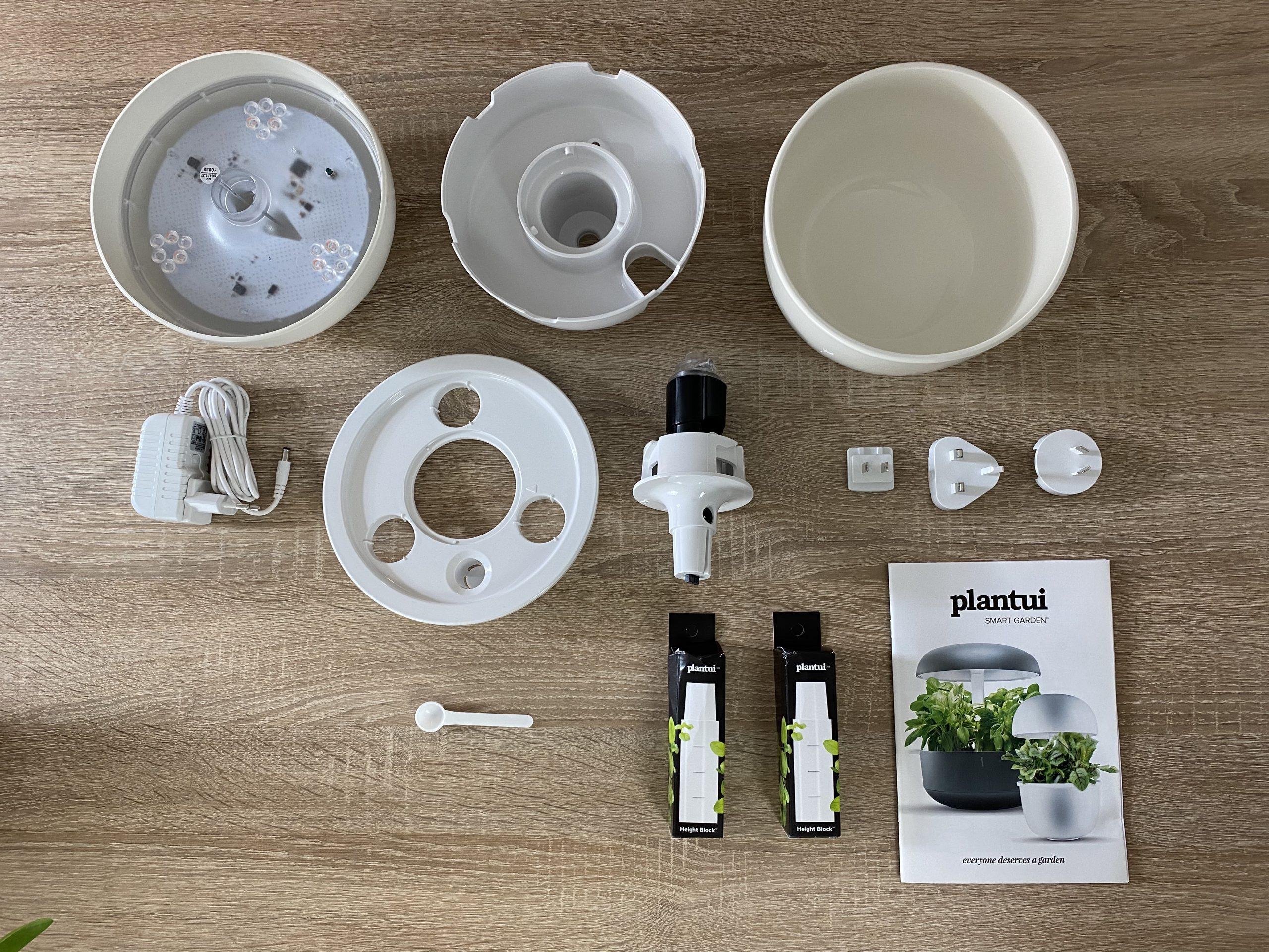 Einzelteile Plantui